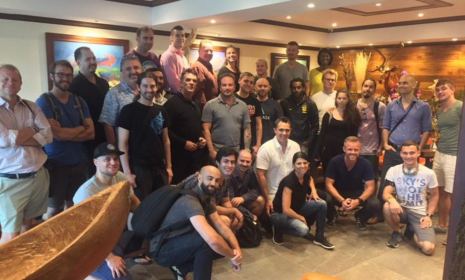 Chiang Mai Ambassador Business Transformation Day Digital Nomads