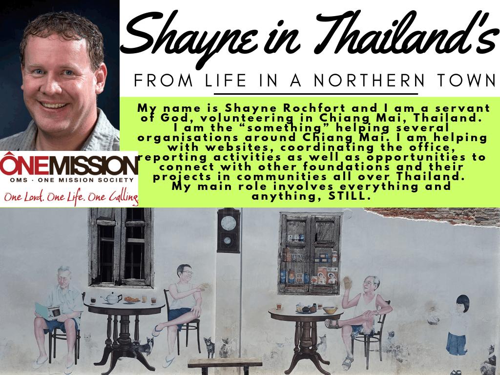 Chiang Mai Ambassador Newsletter