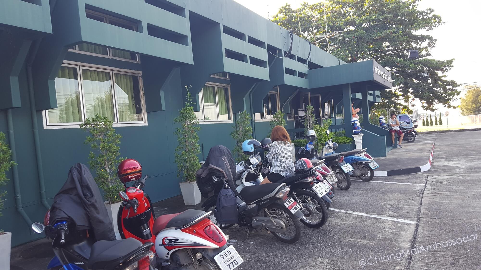 Chiang Mai Ambassador Wing 41 Pass Building 2