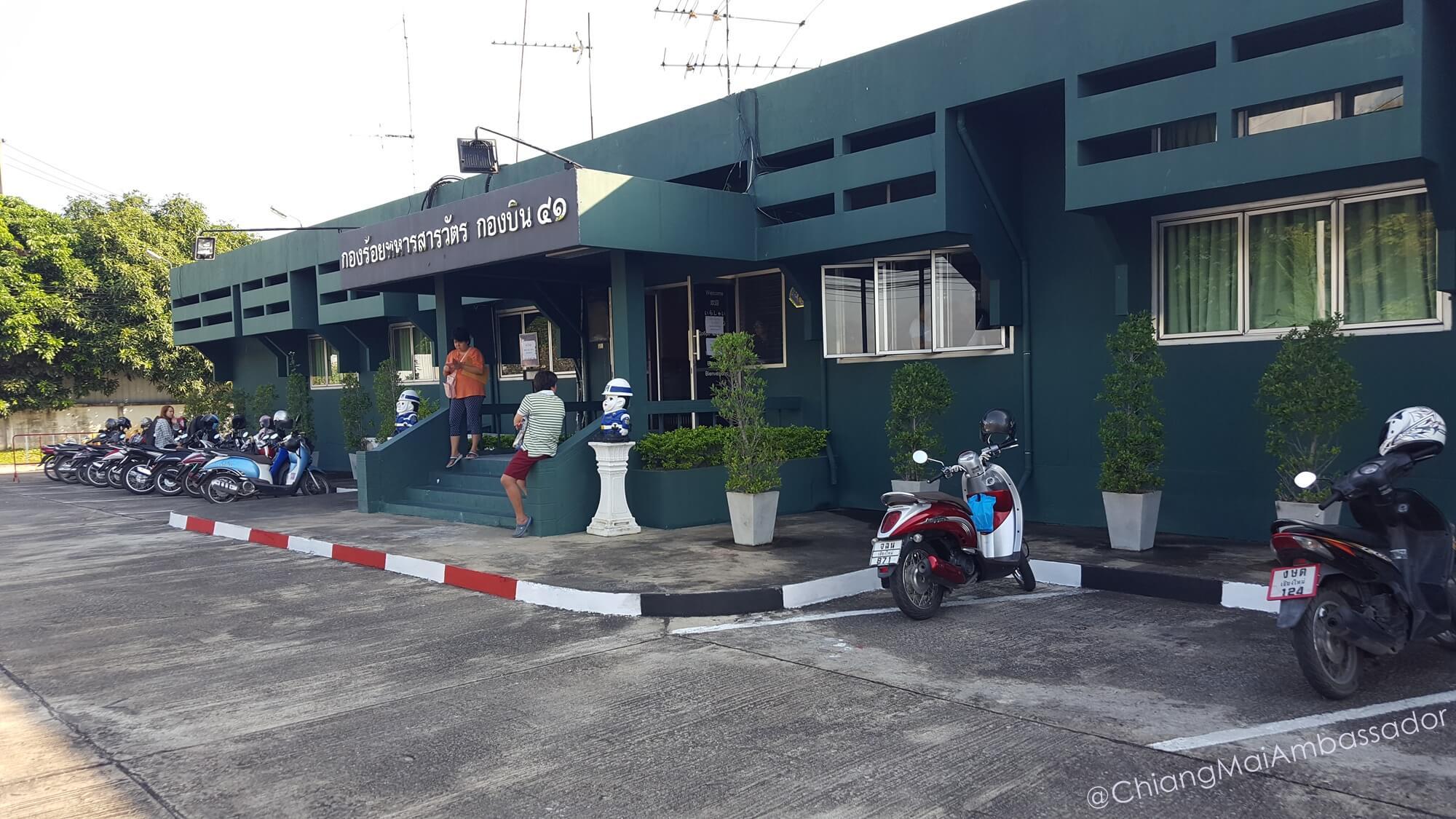 Chiang Mai Ambassador Wing 41 Pass Building