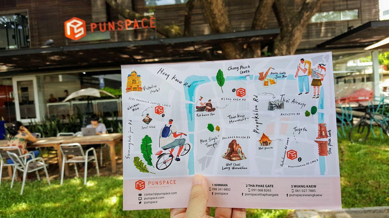 Chiang Mai Ambassador chiangmaiambassador punspace 3 locations