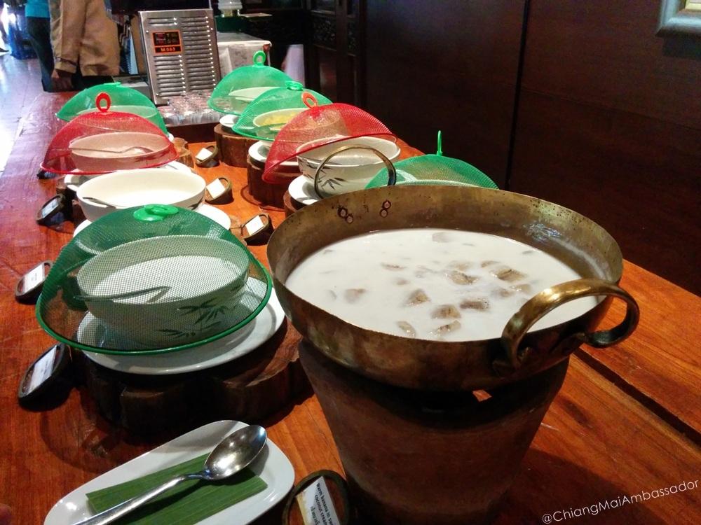 Chiang mai ambassador Siripanna Lunch 1