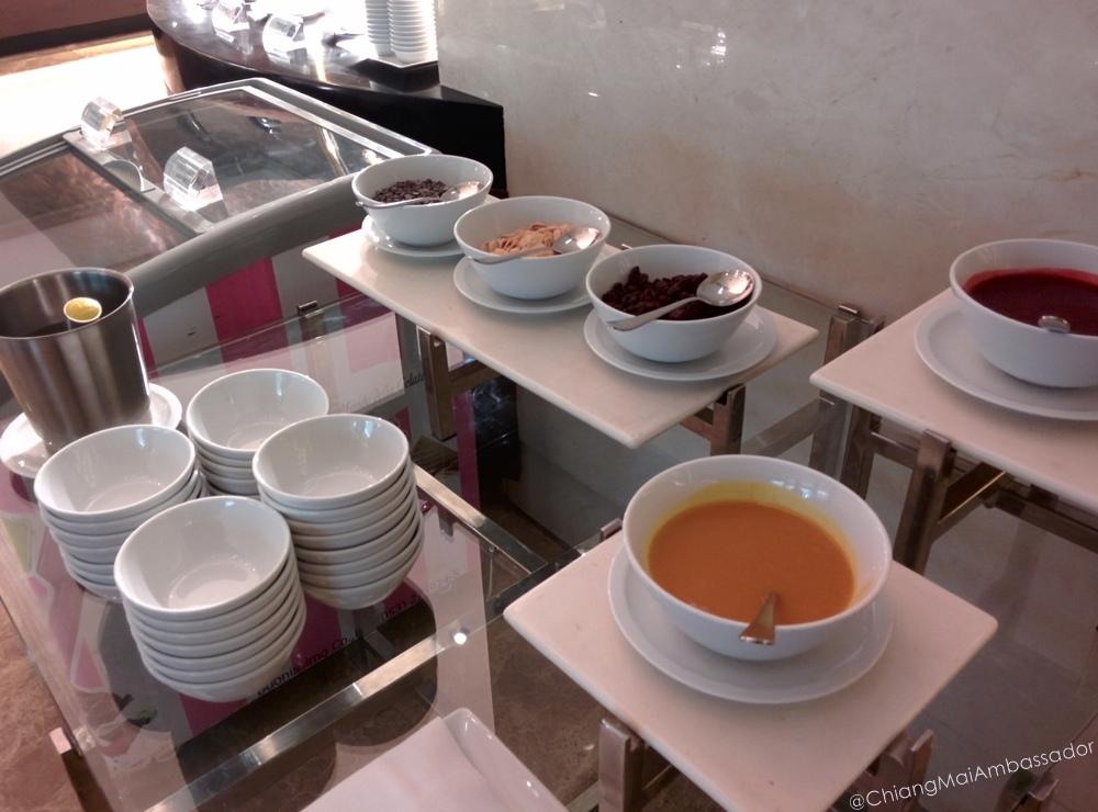 Chiang Mai Ambassador Le Meridien Dinner Buffet