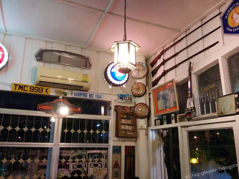 Chiang Mai Ambassador Retro Steak Cafe Buffet 139 baht