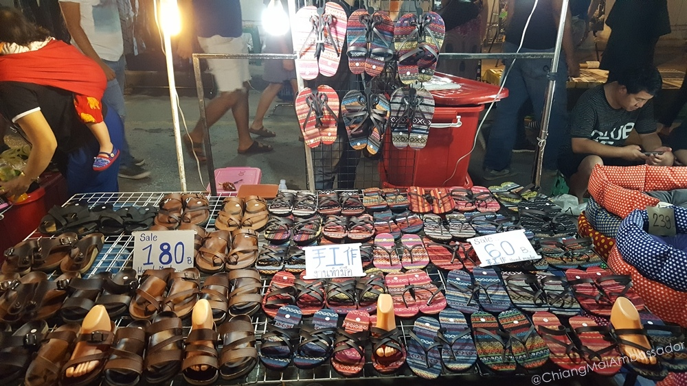 Comfortable Sandals Chiang Mai Ambassador The Stall