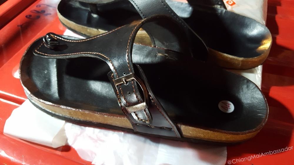 Comfortable Sandals Chiang Mai Ambassador