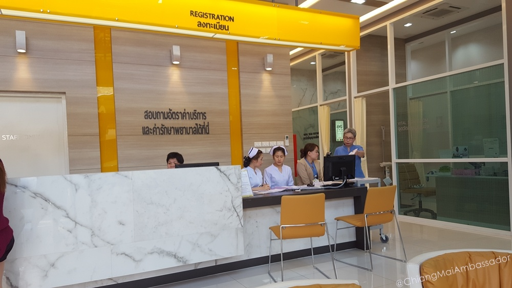 Work Permit Medical Certificate Chiang Mai Ambassador Registration
