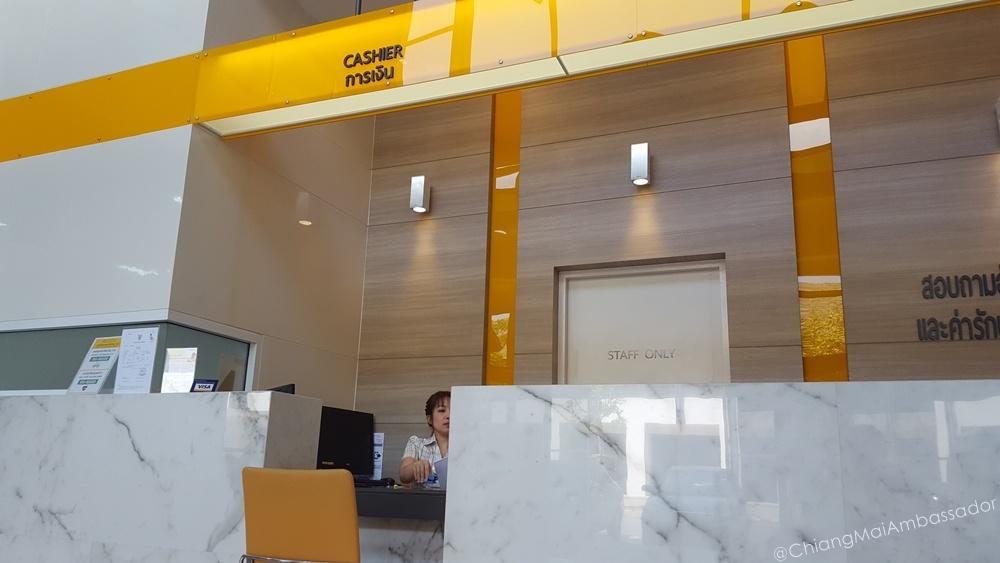 Work Permit Medical Certificate Chiang Mai Ambassador Cashier