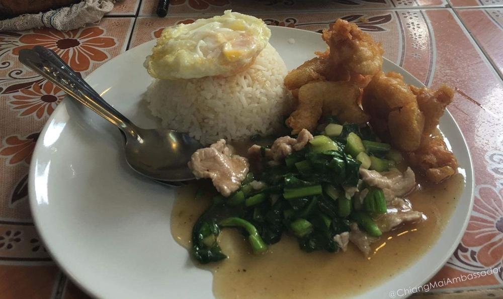 Chiang Mai Ambassador real thai restaurant