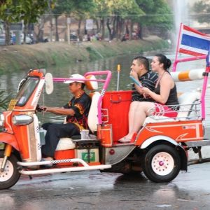 Chiang Mai Ambassador Songkran