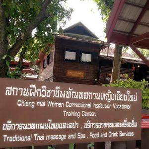 chiangmaiambassador Chiang Mai Ambassador womens prison massage 3